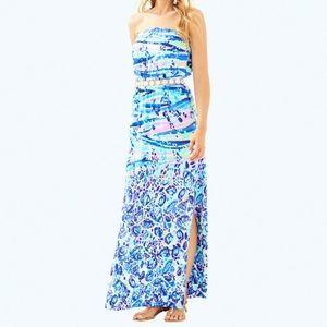 Lilly Pulitzer Mika Maxi Dress
